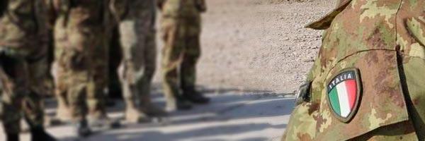 banner esercito italiano